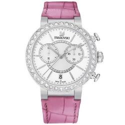 Kaufen Sie Swarovski Damenuhr Citra Sphere Chrono Pink 5096008 Chronograph