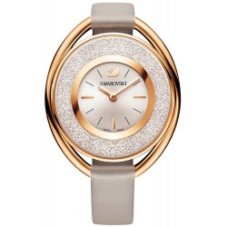 Swarovski Damenuhr Crystalline Oval Rose Gold Tone 5158544