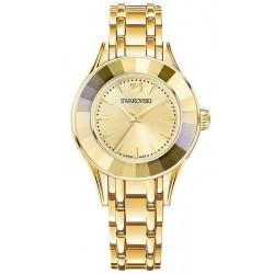 Kaufen Sie Swarovski Damenuhr Alegria Yellow Gold Tone 5188840