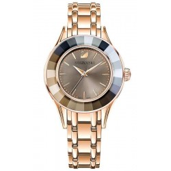 Kaufen Sie Swarovski Damenuhr Alegria Gray Rose Gold Tone 5188842