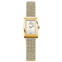 Swarovski Damenuhr Memories Yellow Gold Tone 5209181
