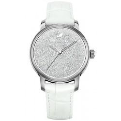 Swarovski Damenuhr Crystalline Hours White 5218899 Automatik