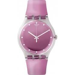 Swatch Damenuhr New Gent Rosegari SUOK125