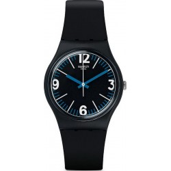 Swatch Unisexuhr Gent Four Numbers GB292