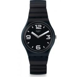 Kaufen Sie Swatch Unisexuhr Gent Blackhot S GB299B