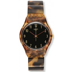 Swatch Damenuhr Gent Ecaille S GC113B