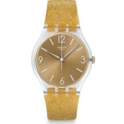 Kaufen Sie Swatch Damenuhr Gent Sunblush GE242C