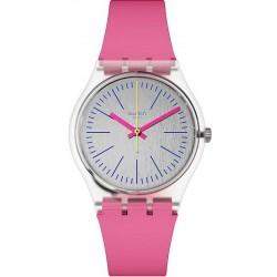 Swatch Damenuhr Gent Fluo Pinky GE256 kaufen