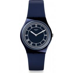Kaufen Sie Swatch Unisexuhr Gent Blue Ben GN254