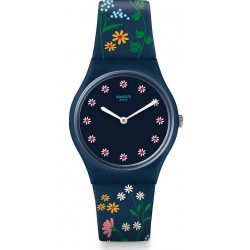 Swatch Damenuhr Gent Flower Carpet GN256