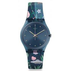 Kaufen Sie Swatch Damenuhr Gent Ovni Garden GN258