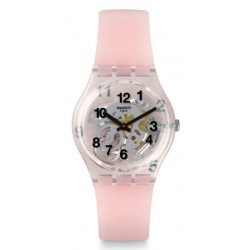 Swatch Damenuhr Gent Pink Board GP158