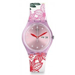 Kaufen Sie Swatch Damenuhr Gent Summer Leaves GP702