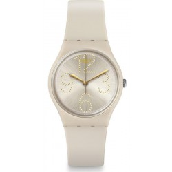 Swatch Damenuhr Gent Sheerchic GT107