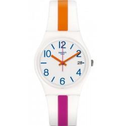 Kaufen Sie Swatch Damenuhr Gent Pinkline GW408