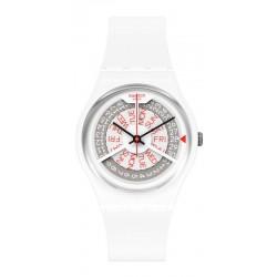 Swatch Unisexuhr Gent N-Igma White GW717