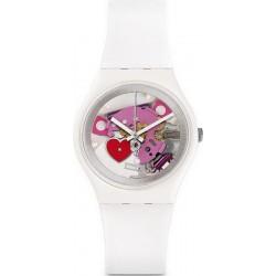 Kaufen Sie Swatch Damenuhr Gent Tender Present GZ300