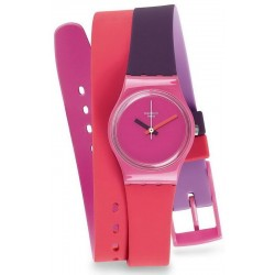 Swatch Damenuhr Lady Fun In Pink LP137