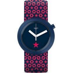 Kaufen Sie Swatch Damenuhr LillaPOP PNN100
