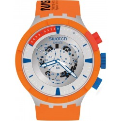 Swatch Uhr Big Bold Chrono Launch NASA SB04Z401