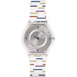 Kaufen Sie Swatch Damenuhr Skin Classic Thin Liner SFE108