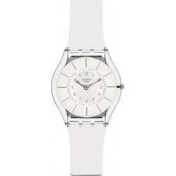 Kaufen Sie Swatch Damenuhr Skin Classic White Classiness SFK360