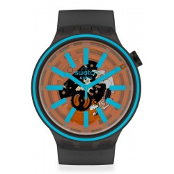 Swatch Uhr Big Bold Fire Taste SO27B112