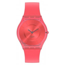 Swatch Damenuhr Skin Classic Sweet Coral SS08R100
