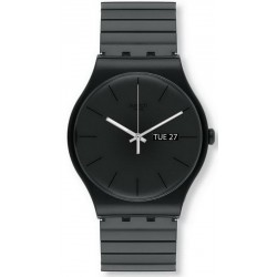 Swatch Unisexuhr New Gent Mistery Life L SUOB708A