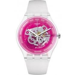 Swatch Unisexuhr New Gent Pinkmazing SUOK130
