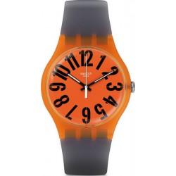 Swatch Unisexuhr New Gent Larancio SUOO103