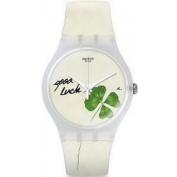 Swatch Damenuhr New Gent Exceptionnel SUOW119