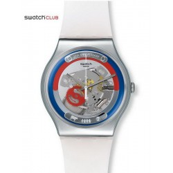 Kaufen Sie Swatch Club Unisexuhr New Gent This Is My World SUOZ195