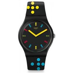 Swatch Uhr 007 Dr No 1962 SUOZ302 kaufen
