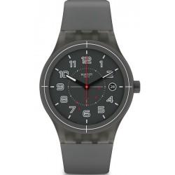 Kaufen Sie Swatch Unisexuhr Sistem51 Sistem Ash SUTM401 Automatik