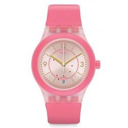 Kaufen Sie Swatch Damenuhr Sistem51 Sistem Cali SUTP401 Automatik