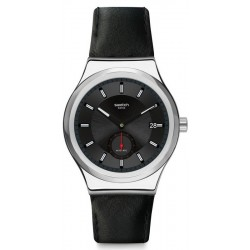 Swatch Herrenuhr Irony Sistem51 Petite Seconde Black SY23S400 Automatik kaufen