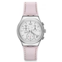 Kaufen Sie Swatch Damenuhr Irony Chrono Sweet Madame YCS599 Chronograph