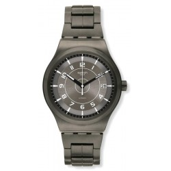 Kaufen Sie Swatch Herrenuhr Irony Sistem51 Sistem Brushed YIM400G