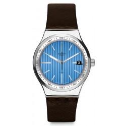 Kaufen Sie Swatch Herrenuhr Irony Sistem51 Classic Lines YIZ405 Automatik