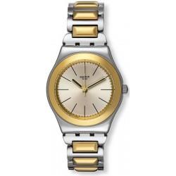 Kaufen Sie Swatch Damenuhr Irony Medium Bicartridge YLS181G