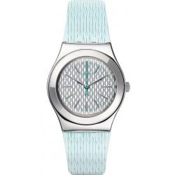 Kaufen Sie Swatch Damenuhr Irony Medium Mint Halo YLS193