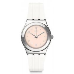 Kaufen Sie Swatch Damenuhr Irony Medium Blusharound YLS199
