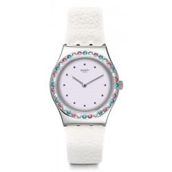Kaufen Sie Swatch Damenuhr Irony Medium After Dinner YLS201