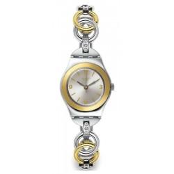 Kaufen Sie Swatch Damenuhr Irony Lady Ring Bling YSS286G