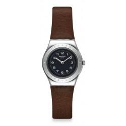 Kaufen Sie Swatch Damenuhr Irony Lady Chataigne YSS322