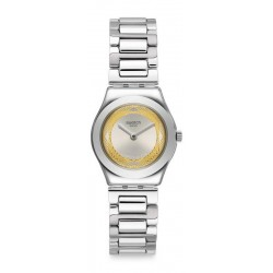 Swatch Damenuhr Irony Lady Golden Ring YSS328G kaufen