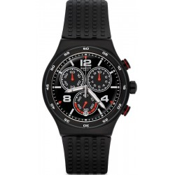 Swatch Herrenuhr Irony Chrono Destination Shanghai YVB404 Chronograph