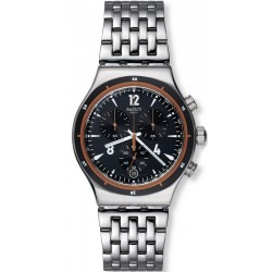 Swatch Herrenuhr Irony Chrono Destination Madrid YVS419G Chronograph