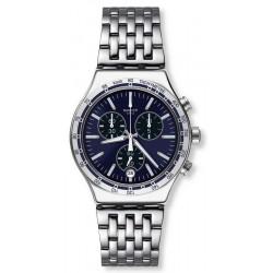 Swatch Herrenuhr Irony Chrono Dress My Wrist YVS445G Chronograph